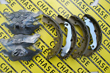 Ford Focus MKI 98-04 With Rear Drums, Front Brake Pads And Rear Brake Shoes