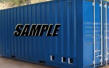 New One Trip 40ft Shipping Container Storage Container for sale in Detroit, MI