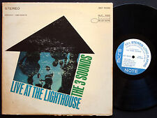THREE 3 SOUNDS Live At The Lighthouse LP BLUE NOTE BST 84265 US 1967 RVG LIBERTY