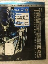 TRANSFORMERS REVENGE OF THE FALLEN TWO DISC SPECIAL EDITION BLURAY - NEW WRAPPED