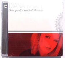 SEALED Have Yourself a Merry Little Christmas BY Diana Krall US 1998 GRP Records