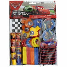 (48ct) Disney Cars Party Favor - Boys Birthday Mega Mix Value Pack