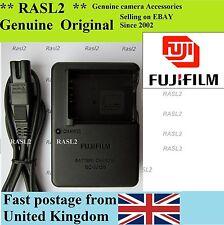 Original Genuine FujiFilm Charger BC-W126 X-T10 FinePix HS50 HS35 HS33 HS30 exr