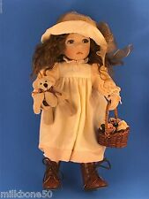 """Kingstate Prestige Collection Doll """"Connie"""""""