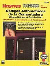 Haynes Techbook 98905 en Espanol Codigos Automotrices de la Computadora