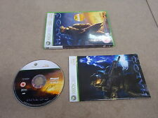 Xbox 360 Pal Game HALO 3 with Box Instructions