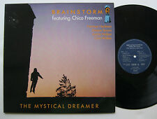 LP Brainstorm - The Mystical Dreamer - VG++ Chico Freeman Delmar Brown Ch Walker