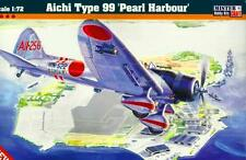 AICHI TYPE 99 D3A-1 VAL 'PEARL HARBOR' (JAPANESE NAVY MARKINGS) 1/72 MISTERCRAFT