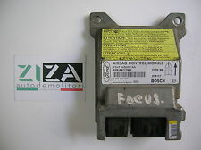 Centralina Airbag Bosch Ford Focus I '98-'04 YS4T14B056AA