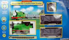 Bachmann G Scale Train (1:22.5) Thomas & Friends Train Sets Percy 90069