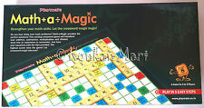 Math a Magic Solve Equations in Crossword 8+yrs Educational Game Kids Best Gift