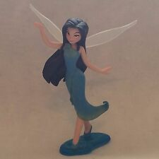 Disney Store Authentic FAIRIES SILVERMIST FIGURINE Cake TOPPER Tinker Bell NEW