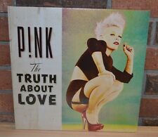 PINK - The Truth About Love, Limited 2LP PINK VINYL Gatefold NEW!