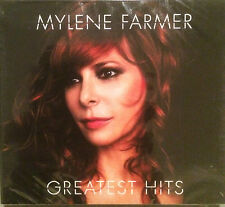 "MYLENE FARMER ""GREATEST HITS"" RARE DOUBLE CD NEUF !"