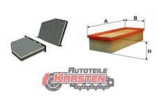 Set s: espacio interior filtro filtro de aire + paquete de inspección AUDI SEAT SKODA VW