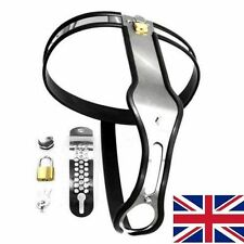 Full Female Chastity Belt/Device Stainless Steal Heavy Duty 65 - 90 cms