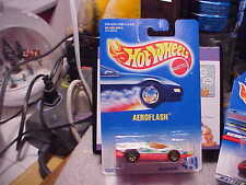 Hot Wheels Collector #444 Aeroflash with Gold 7 Spoke Wheels