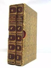 SANGORSKI & SUTCLIFFE Signed Binding Set LEATHER BOUND Golden Treasury Antique