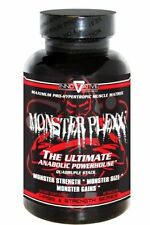 Innovative Labs MONSTER PLEXX Anabolic Powerhouse - 5 PLEX STACK - 60 Tablets