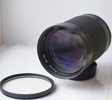 Carl Zeiss Planar 2/135mm T* Lens AEG West Germany Contax C/Y mount