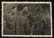 Katyn-Smolensk - 1941-GRUPPO CARRI ARMATI 2-Carro armato uomini quartier - - 86