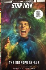 The Entropy Effect - Star Trek: The Original, by Vonda N. McIntyre, Pb Book