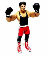 "ROCKY Sly Stallone Boxing Movie 6"" action figure ROBERTO DURAN Jakks, wrestling"