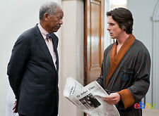 PHOTO THE DARK KNIGHT RISES - CHRISTIAN BALE & MORGAN FREEMAN 11x15 CM # 7