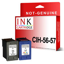 56 & 57 reman NON-OEM ink cartridge alternative for hp PSC 2170 2175 2175v