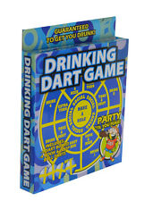 Take a Shot - Adult Party Fun Drinking Dart Game - Liquor Sexy Pool Bar College