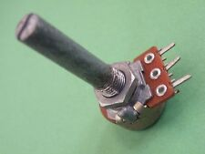16mm Mini Potentiometer 10K Log 6mm spindle Vintage Volume Control EX01