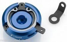 Rizoma Oil Filler Cap Blue TP010 M22 x 1.5 BMW Ducati