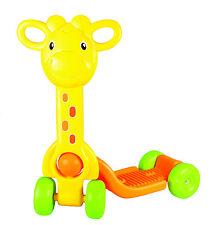 Kinderscooter Kinder Roller 4 Räder Cityroller Tretroller Spielzeug Fahrzeug