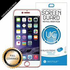 Anti-Fingerprint Full Screen Protector Cover Guard for iPhone 6S 4.7""