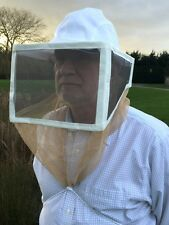 Square Folding Veil - beekeeping, bee keeping, protective clothing