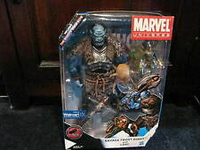 "Marvel Legends 12"" Savage Frost Giant and Loki, Walmart exclusive, mint in pkg."