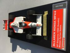 1/43 TAMEO FACTORY BUILT TMB 005 MC LAREN HONDA MP4/4 SENNA 1988 NEW