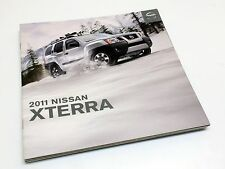 2011 Nissan Xterra Brochure