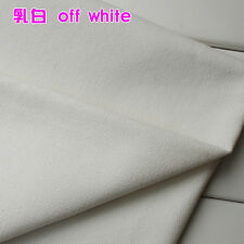 """Thick Canvas off white Cotton Duck fabric Canvas fabric bags upholstery 60"""" BTY"""
