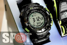 Casio Protrek Tough Solar Power Triple Sensor Men's Watch PRG-130GC-3