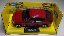 Toy Car, Die-Cast Metal with Plastic Parts(BMW X6)
