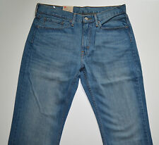 New Men's Levi's Strauss & Co. Jeans 514 Blue, 36 x 32