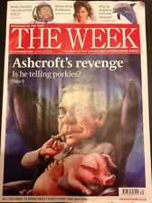 The Week Magazine - 26 September 2015 (Lord Ashcroft)