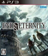 (Used) PS3 End of Eternity  [Import Japan]((Free Shipping))