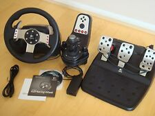 Logitech G27 Racing Wheel. Pedals, and Shifter