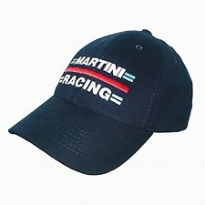Martini Racing Team Baseball Cap Navy Blue