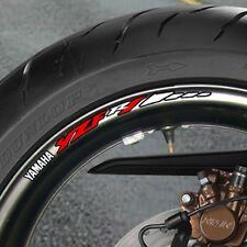 YZF R1 WHEEL RIM STICKERS DECAL 50TH anniversary B