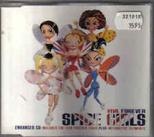 Spice Girls-Viva Forever cd maxi single incl video