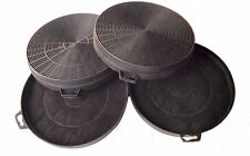 4 x CHARCOAL CARBON COOKER OVEN HOOD FILTERS BOSCH NEFF 353121