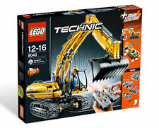 LEGO Technic Motorized Excavator (8043)